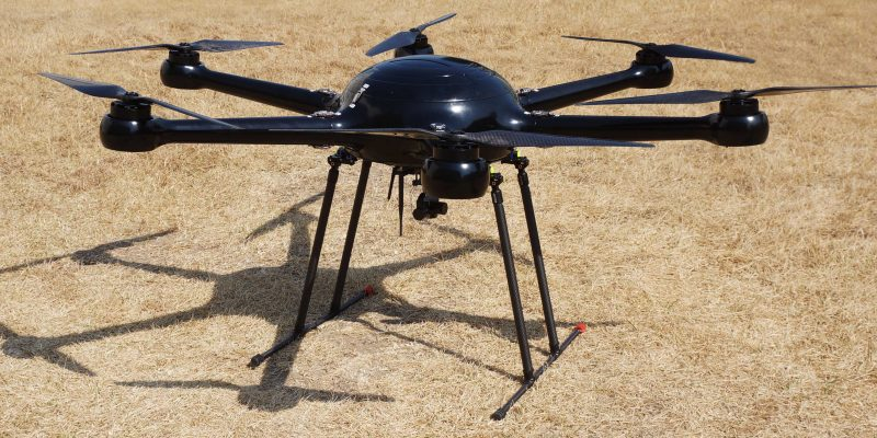 wuav woodward unmanned aerial drones hexa3